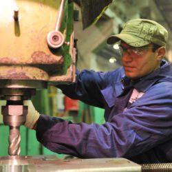 Производство элементов трубопровода. Токарные работы.