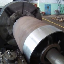 Производство деталей трубопровода. Механическая обработка.
