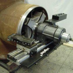 Производство элементов трубопровода. Обработка торцев.