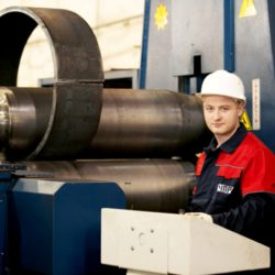 Производство элементов трубопровода. Сварные переходы.