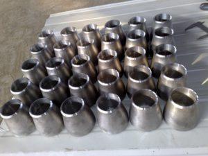 Переходы 133х89 стальные концентрические ОСТ 34.10.700-97