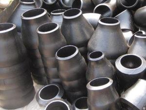 Переходы 159х108 стальные концентрические ОСТ 34.10.700-97