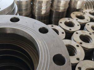 Фланцы плоские сталь 20 ГОСТ 12820-80