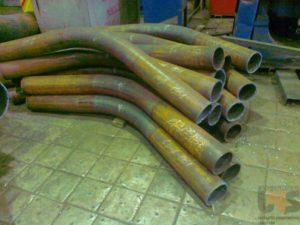 Отводы гнутые Ду 65 ГОСТ 22793-83