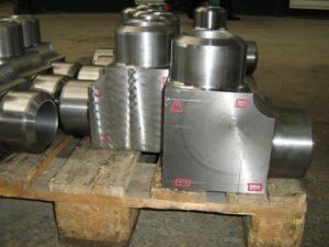 Отводы точеные и угольники Ду32 нержавеющие ГОСТ 22820