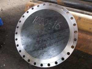 Заглушка фланцевая 1000-16 АТК 24.200.02-90