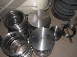 Заглушки поворотные сталь 20 Т-ММ-25-01-06