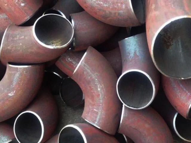 Отводы D 89 мм ГОСТ 30753-2001 бесшовные крутоизогнутые