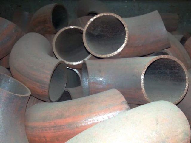 Отводы 159 крутоизогнутые ГОСТ 30753-2001