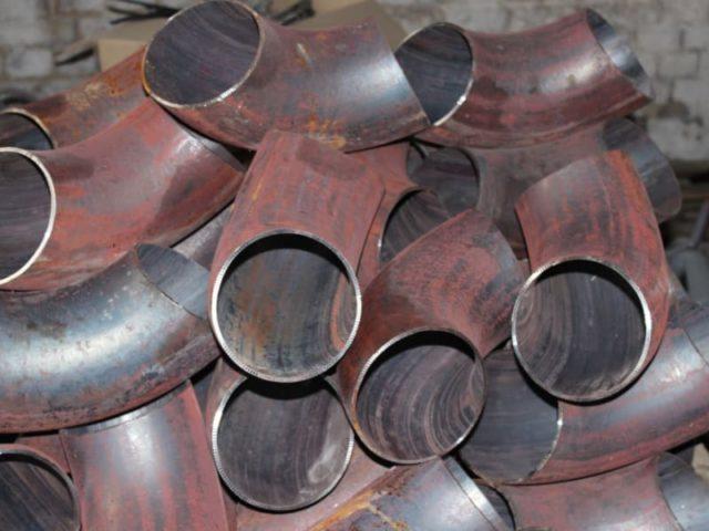 Отводы 133 крутоизогнутые ОСТ 34.10.699-97