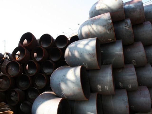 Отводы 377 крутоизогнутые ОСТ 34.10.699-97
