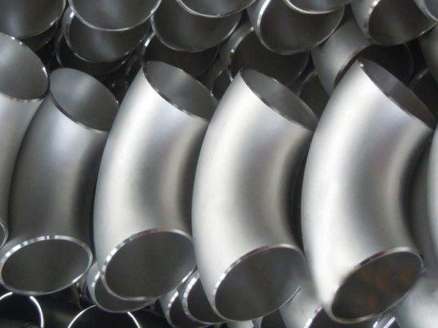 Отводы 57 крутоизогнутые нержавеющие ОСТ 34-10-418-90