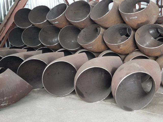 Отводы 630 крутоизогнутые ОСТ 34.10.699-97