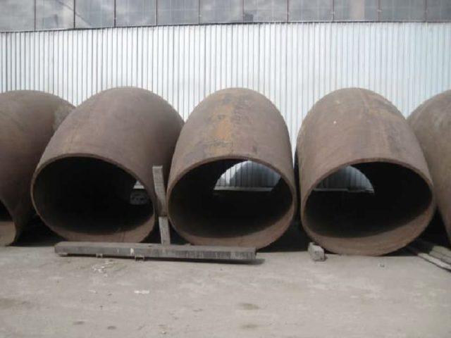 Отводы 1420 штампосварные ОСТ 36-20-77