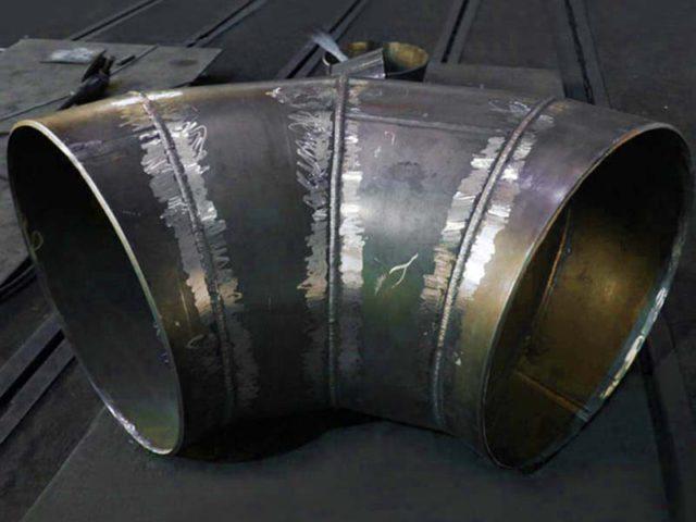 Отводы 630 сварные ОСТ 36-21-77