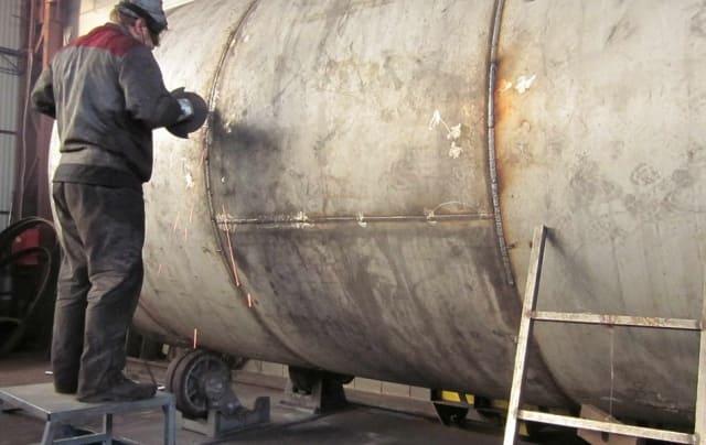 Отводы 1220 секционные ОСТ 36-21-77