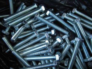 Болты стальные ГОСТ 10602-94