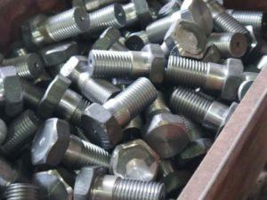 Болты стальные ГОСТ 7796-70